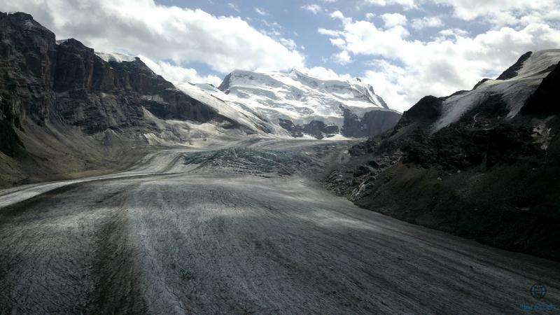 Glacier de Corbassiere > Grand Combin 4 314 m