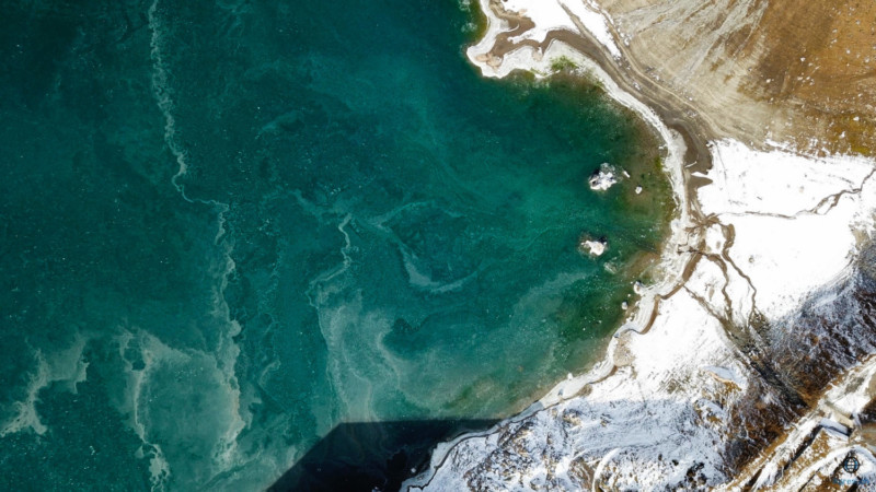 Lac de Salanfe28.11.2020
