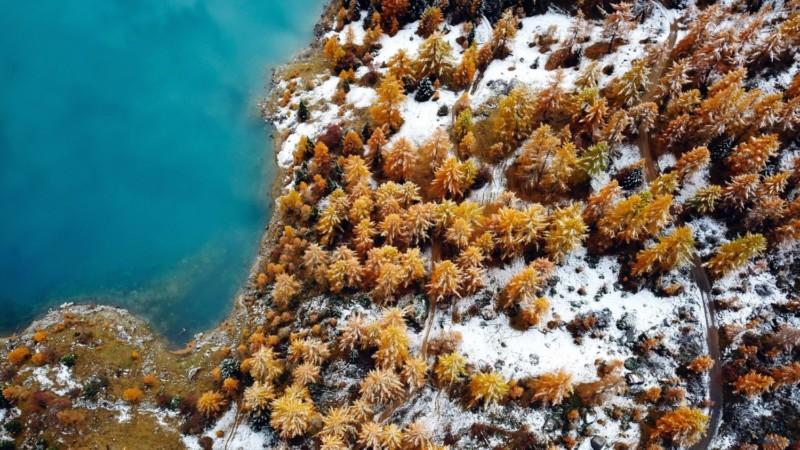 Lac de Tzeusier10.2020