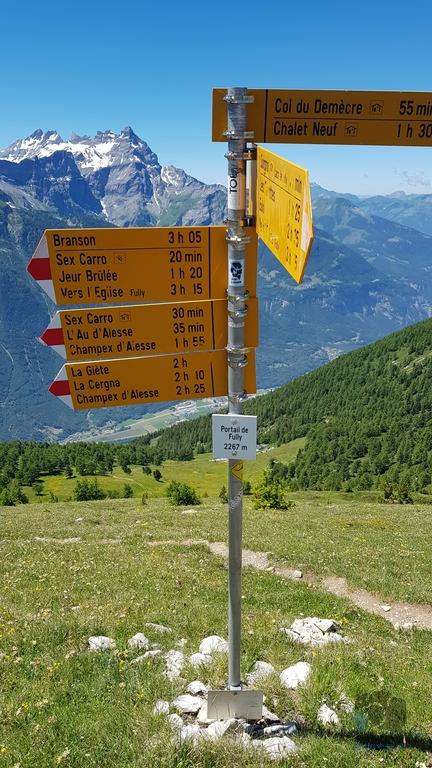 alpage de l'Au d'Alesse
