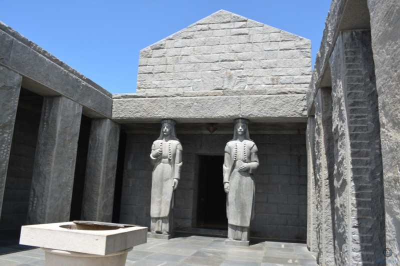 Mausoleum of Petar II Petrovic-Njegos