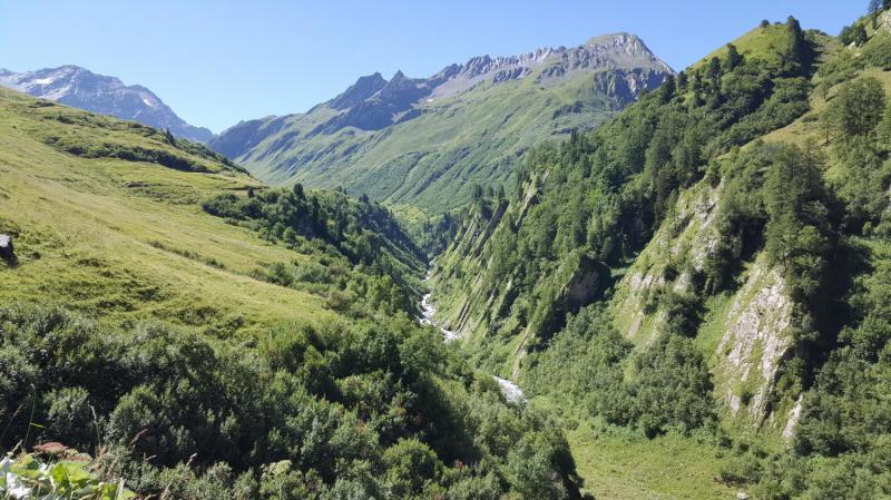 Val Ferret - La Fouly