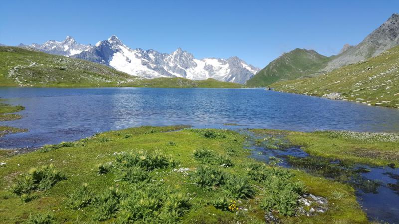 Lacs de fenêtre - Val Ferret