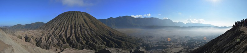 From Bromo Volcano, Java