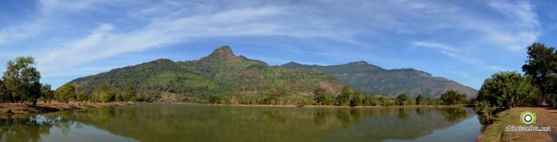 Sud Laos - montagne Phou Kao