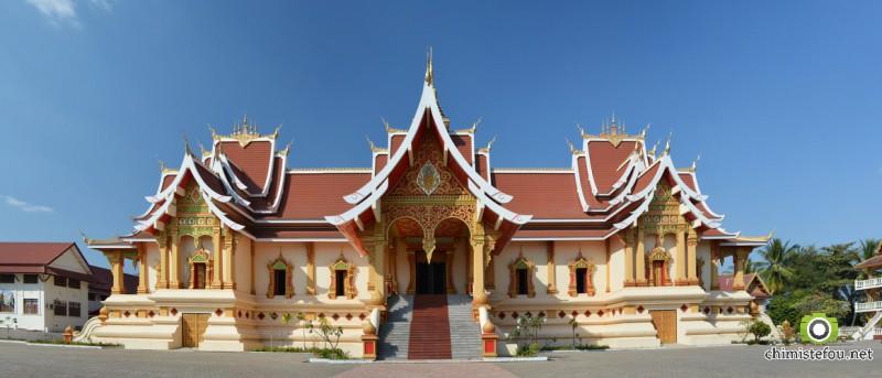 Palais des bonze de Vientiance
