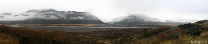 Waimakariri River - Arthur Pass - Canterbury