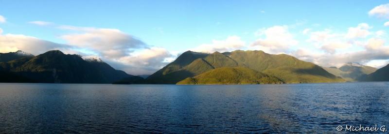 Fjord de Doubtful Sound - Southland