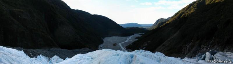 Glacier Franz Josef - Westland