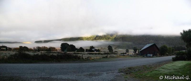 "Makarora ""frozen morning"" - Otago"
