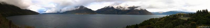 Wakatipu lake - Near Queenstown - Otago