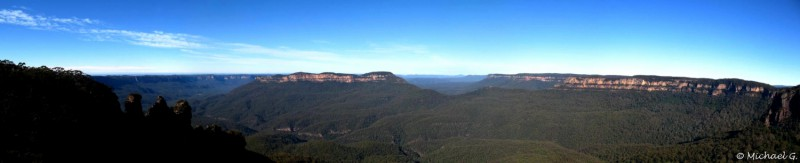 Three Sisters - Blue Mountains National Park - New South Wales