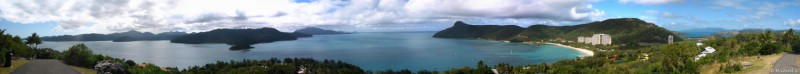 Whitsundays Islands from Hamilton Island - Queensland