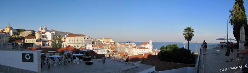 Vieille ville , Lisbonne