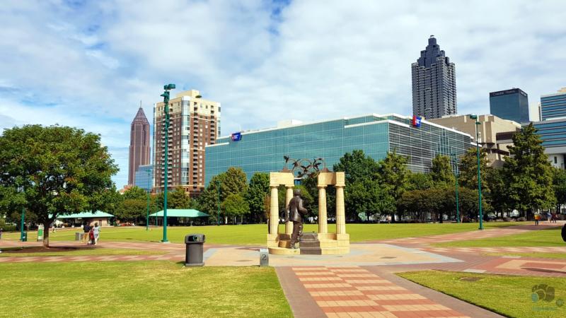 Olympic park - Atlanta