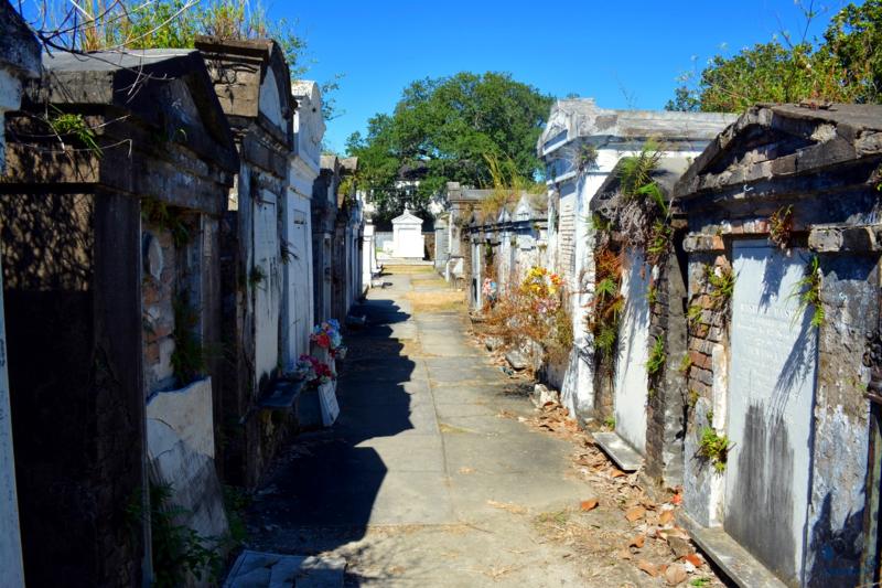 Cimetière de Lafayette - New Orleans