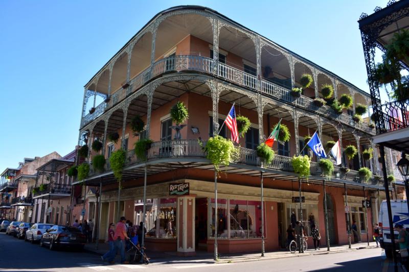 Vieux Carré - New Orleans
