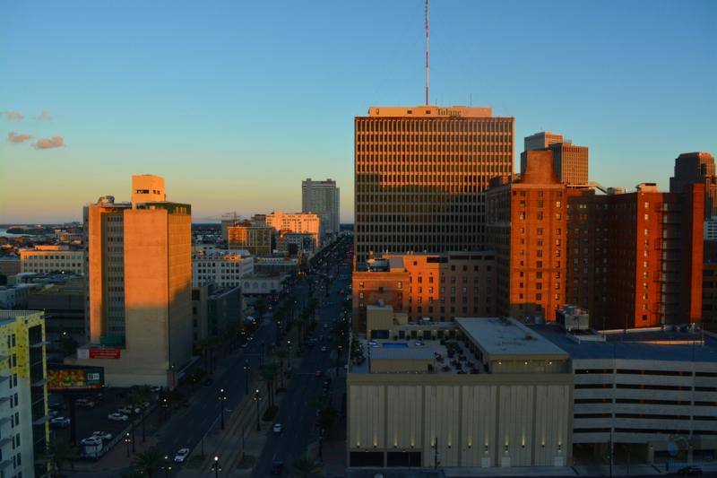 CBD - New Orleans