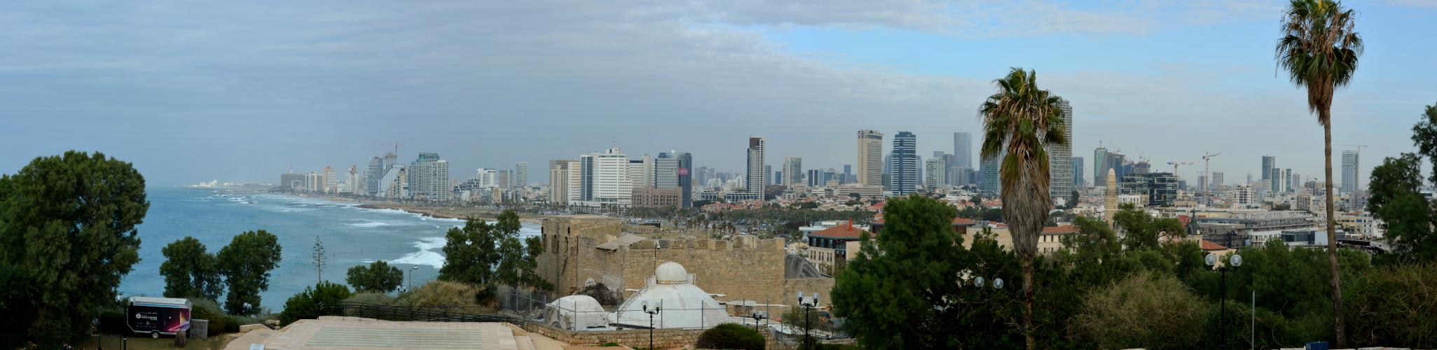 Depuis Jaffa