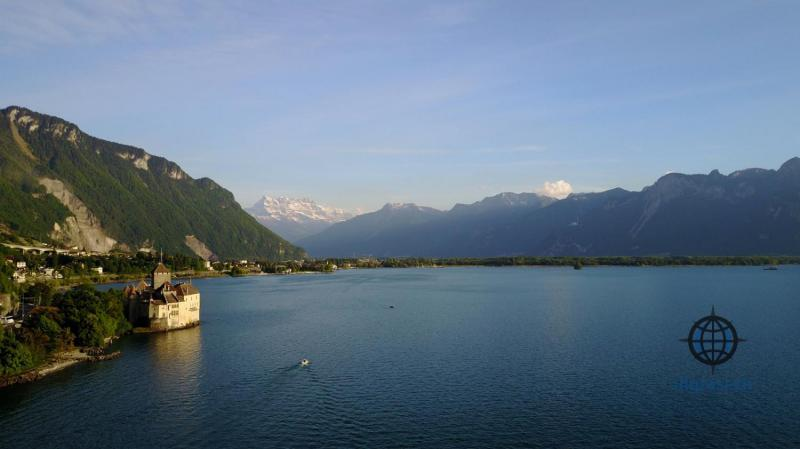 Chateau de Chillon VD