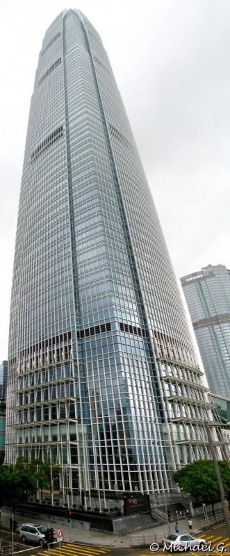 9 2 International Finance Centre - 415m - Hong Kong Centre