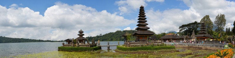 Ulun Danu Temple & Lake Beratan, Bali