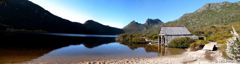Cradle Mountain - Cradle Mountain & Lake St Clair National Park - Tasmania