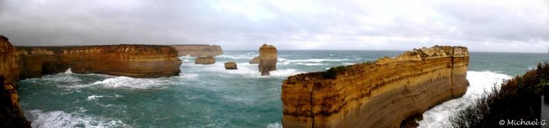 Gread Ocean Road - 12 apostles - Victoria