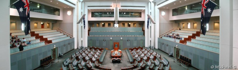 Sénat - Canberra ACT - Australian Capital Territories