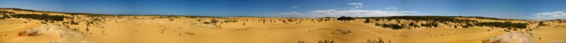 Pinnacles Desert - Nambung National Park - Western Australia