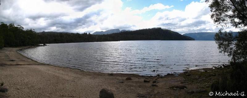 Lake St Clair - Cradle Mountain & Lake St Clair National Park - Tasmania